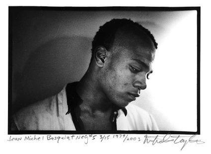Jean-Michel Basquiat: An Intimate Portrait. Photographs by Nicholas Taylor. | Art [Ars] | Scoop.it