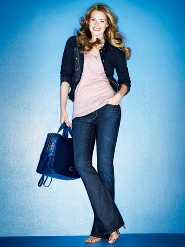 5 Ways to Dress 10 Pounds Thinner | Women's Health Magazine | Health and Fitness Magazine | Scoop.it