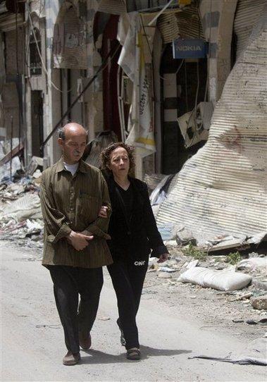 Sobrevivir en Siria: una mujer no pudo salir de su casa por 700 días   HEMEROTECA   Scoop.it