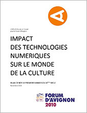 ETUDE / Impact des technologies numériques sur le monde de la culture | Culture & Communication | Scoop.it