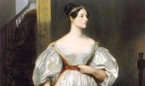 Ada Lovelace, Innovation and Imagination | Developing Creativity | Scoop.it
