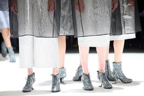 Fashion week : les tissus technologiques d'Anréalage troublent nos sens | Bouche à Oreille | Scoop.it