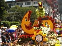 Panagbenga's float parade is 'a 360-degree spectacle' | It's More Fun in the Philippines | Scoop.it