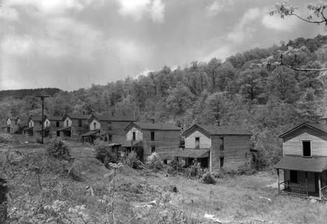 Past Lives: Rediscovering the Forgotten Coal Mining Towns of Appalachia - Urban Ghosts | World Mining Heritage | Scoop.it