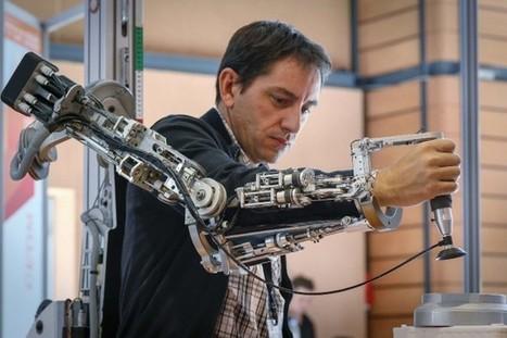 Lyon accueille les robots au salon Innorobo | Une nouvelle civilisation de Robots | Scoop.it