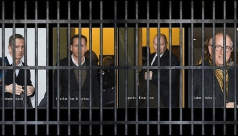 Iceland Sentences 26 Corrupt Bankers To 74 Years In Prison   Ethics? Rules? Cheating?   Scoop.it