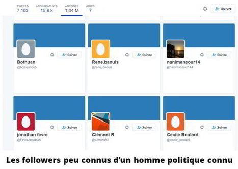 Twitter : comment nettoyer sa base d'abonnés pour un compte de qualité | Social Media | Scoop.it