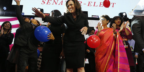 Meet Kamala Harris, The Senator-Elect Who Could Become The First Woman President | African American Women and Men | Scoop.it