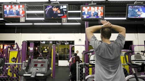 Why We Sign Up For Gym Memberships But Never Go To The Gym | SELF HEALTH | Scoop.it