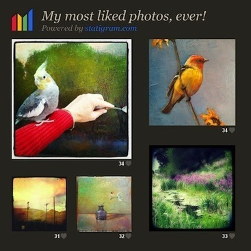 5 Ways I Use Instagram & Pixlr-o-matic to Boost My Art Business | Social Media Intellect | Scoop.it