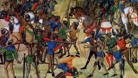 Comprendre Azincourt : les 5 erreurs fatales de la chevalerie française - France 3 Nord Pas-de-Calais | Nos Racines | Scoop.it