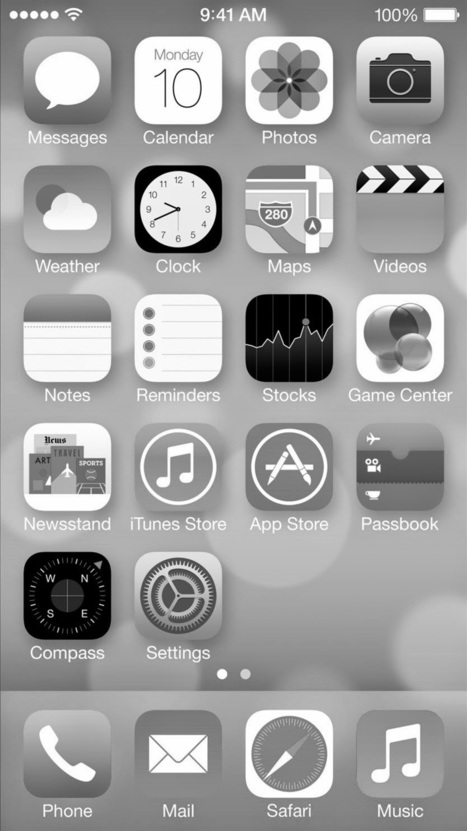 Assistive Technology Blog: New in iOS 8: Greyscale Mode | Muskegon Public Schools Tech News | Scoop.it
