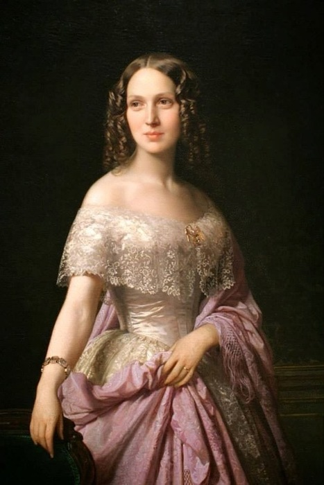 Arte XIX: Elizabeth Wethered Barringer   El Arte del siglo XIX   Scoop.it