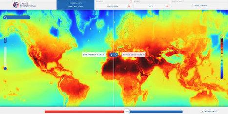 D'après la NASA en 2100 notre planète pourrait ressembler à ça | ParisBilt | Scoop.it
