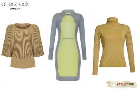 Aftershock London: Knitwear | StyleCard Fashion Portal | StyleCard Fashion | Scoop.it