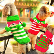 PET DOG PUPPY CAT COAT CLOTHES WINTER WARM SWEATER COSTUME APPAREL 3COLOR size M | dog clothes | Scoop.it