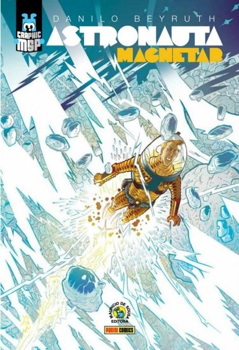 Mauricio De Sousa's First Graphic Novel   Comic Books   Scoop.it