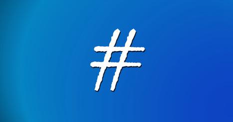 Les hashtags de plus en plus déposés comme marque commerciale - Business - Numerama | Usages professionnels des médias sociaux (blogs, réseaux sociaux...) | Scoop.it