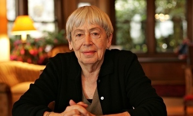 My inspiration: SF Said on Ursula Le Guin | Libraries and reading | Scoop.it