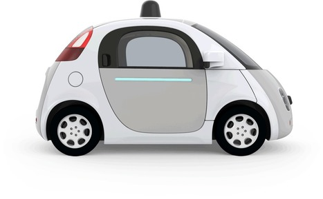 Google Self-Driving Car Project | Executive Coaching Growth | Scoop.it