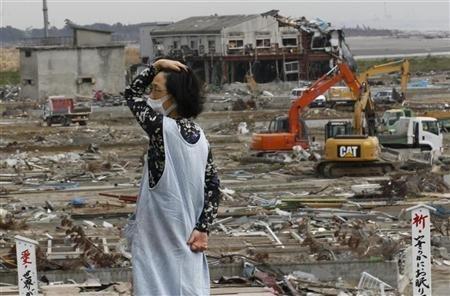 Les dégâts du séisme au Japon évalués à 150 milliards d'euros | LExpress.fr | Japon : séisme, tsunami & conséquences | Scoop.it