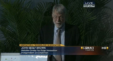 John Seely Brown: Chief of Confusion | ORG @nd beyond | Scoop.it