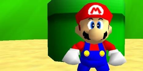 Super Mario joue sur notre cerveau   neuroscien...   Cognition&Brain   Scoop.it