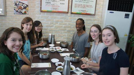 New Cohort of NSLI-Y Korea Students Start the School Year   Connect All Schools   Scoop.it