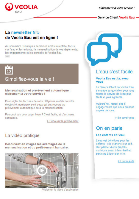 Veolia - Newsletters | Expert immobilier et bâtiment | Scoop.it