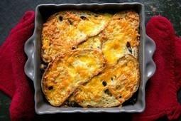 Kale, Mushroom, and Cheddar Bake | SFO_Marketing | Scoop.it