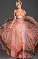 [USD 84.48] eDressit 2013 New Gorgeous Printed  Halter V-neckline Evening Dress (00091801) | edressit collection | Scoop.it