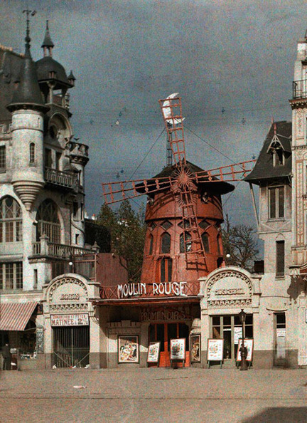 These rare color photos of Paris were shot 100 years ago, and they're amazing | Vloasis vlogging | Scoop.it