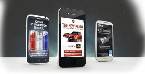 The Future of Mobile Advertising | Mobile Commerce | Scoop.it