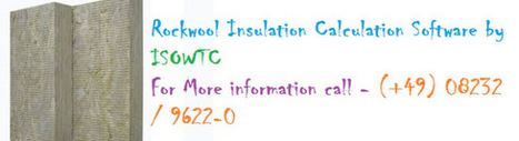 How can Professionals Calculate Rockwool Insulation to Reduce Heat Loss? | Heat Loss Calculation | Scoop.it