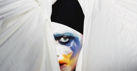 The Freak Show: An in-depth look at Lady Gaga's video for 'Applause' | Pop Culture Mania | Scoop.it