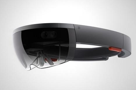 Hololens cei mai tari ochelari holografici | Tehnologie | Scoop.it
