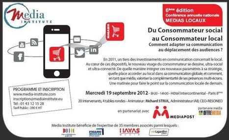 6ème édition de la conférence annuelle sur les médias locaux   Innovation dans les médias locaux   Scoop.it
