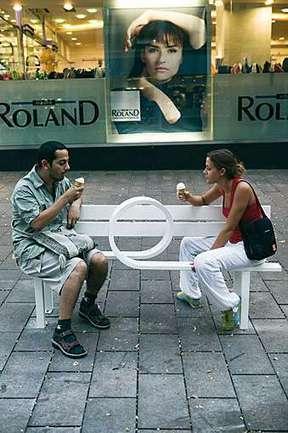 Peculiar Public Seating (UPDATE) | Arte y Fotografía | Scoop.it