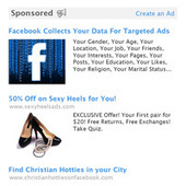 How Facebook Uses Your Data to Target Ads, Even Offline | La red y lo social | Scoop.it