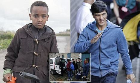 Now even aid workers admit 'Calais kids' are LYING about their age   Global politics   Scoop.it