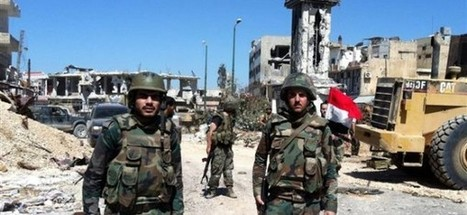 Syrian army takes control of northwestern villages - | news | Scoop.it