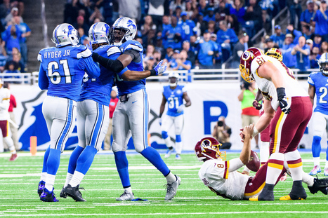 Redskins Let One Slip Away in 20-17 Loss to Lions | Flash News | Scoop.it