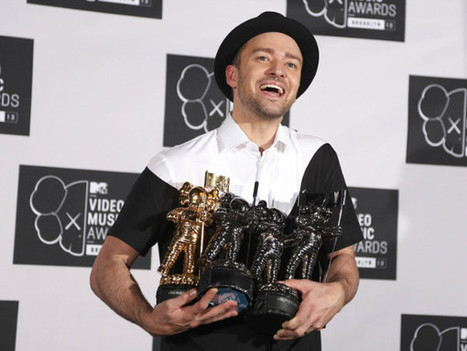 Justin Timberlake Shiniest Star In MTV Video Music Awards 2013 | nashville | Scoop.it