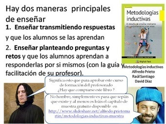 Excusas para no implementar el flipped learning y argumentos para doblegarlas | WEB 2.0 | Scoop.it