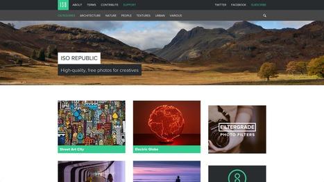 15 sites essentiels pour trouver des photos gratuites et de haute qualité - Blog Tuto.com | -thécaires are not dead | Scoop.it