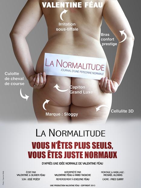 Valentine Féau et sa web-série hilarante : La Normalitude, à découvrir sans tarder ! | Humour 2.0 | Scoop.it