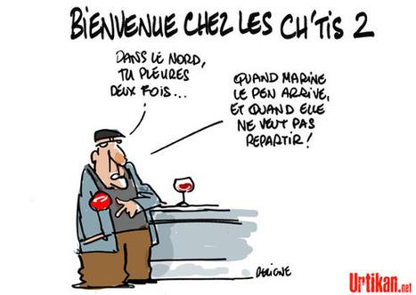 Bienvenue chez les Ch'tis 2 | Baie d'humour | Scoop.it