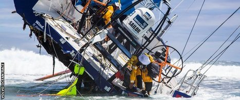 Volvo Ocean Race: Team rescued from  shark-inhabited waters | Boatcare - We take care of all your Yachting Needs! | Scoop.it