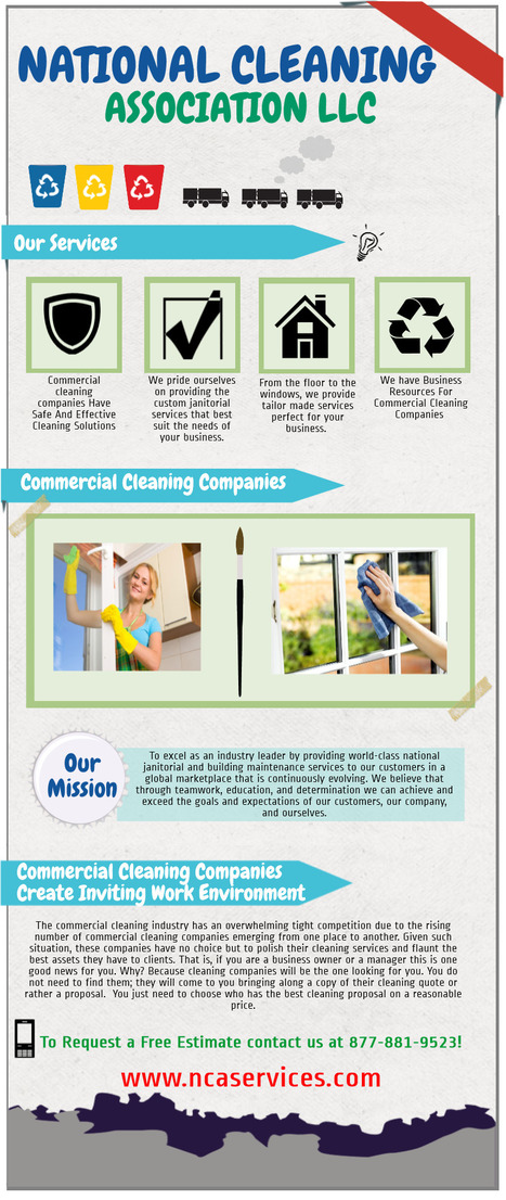 Commercial Cleaning Companies | Commercial Cleaning companies | Scoop.it
