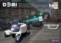 DOMI by Do hyung Kim & Team, South Korea | Michelin Challenge Design | Tech The Future | Scoop.it